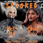 Spooked: Nicky Doll & Olivia Lux at The Complex