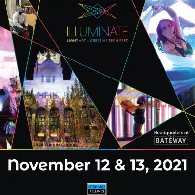 ILLUMINATE: Utah's Light Art and Creative Tech F...