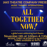 JAKS Youth Theatre Company: All Together Now!