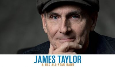 James Taylor & His All-Star Band with very spe...