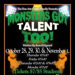 Monsters Got Talent Too