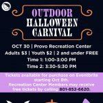 Provo Outdoor Halloween Carnival