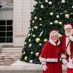 Santa's Magic Morning at The Grand America Hotel
