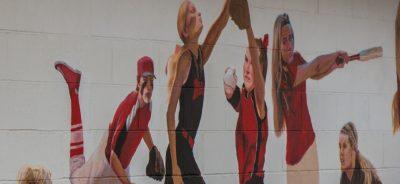 Bear River Sports Mural