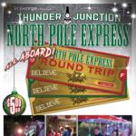 2021 North Pole Express at Thunder Junction