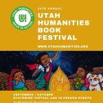 Our 24th Annual Utah Humanities Book Festival