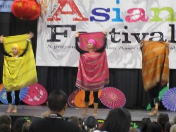 Utah Asian Festival AAU