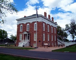 Friends of the Utah Territorial Statehouse Museum
