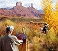 Plein Air Moab