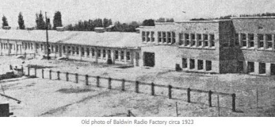 Baldwin Radio Factory
