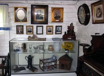 Hogan Cabin Pioneer Museum Open to the Public