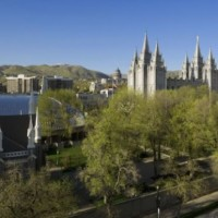 Garden Tours on Temple Square