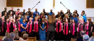 Hilltop Gospel Choir Concert