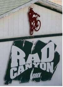 RAD Canyon BMX