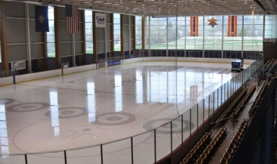 The Ice Sheet at Ogden