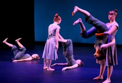 Shifting Velocity Dance Company