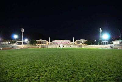 Eccles Coliseum