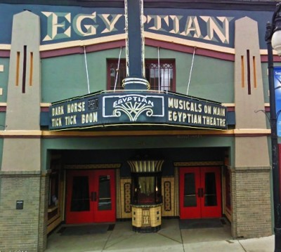 Egyptian Theatre - Park City