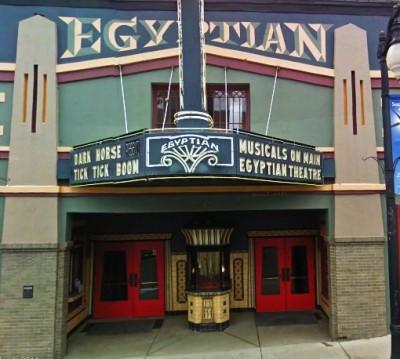 Egyptian Theatre - Park City