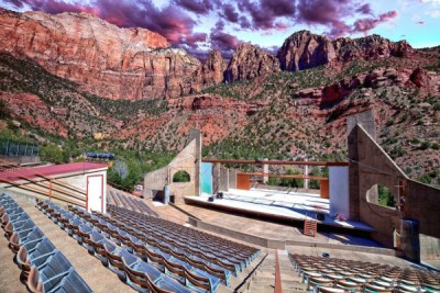 O.C. Tanner Amphitheater - Dixie State University