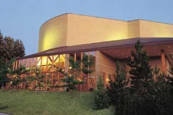 Randall L. Jones Theatre - Southern Utah Universit...