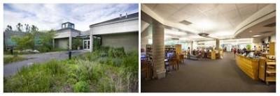 Salt Lake City Public Library Day Riverside Branch