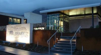 Davis County Library Farmington Branch