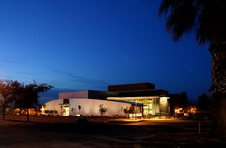 Dolores Dore Eccles Fine Arts Center