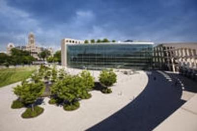 Salt Lake City Public Library (Main Branch)