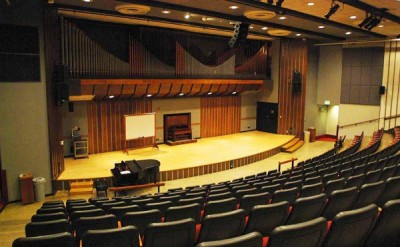 Madsen Recital Hall