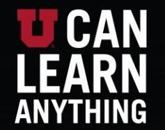 University of Utah - Continuing Education: Lifelong Learning