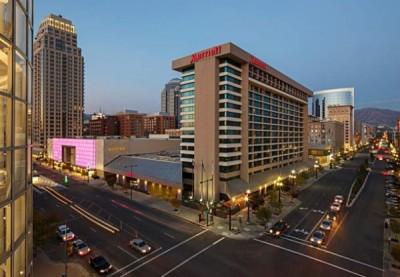 Salt Lake City Marriott Downtown at City Creek