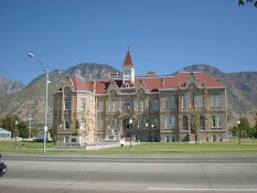 Provo Library at Academy Square
