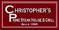Christopher's Prime Steakhouse and Grill