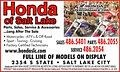 Honda Suzuki of Salt Lake