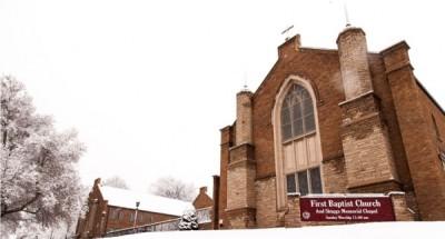 First Baptist Church of Salt Lake City