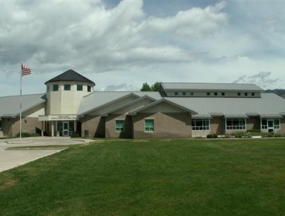 The Morgan County Library