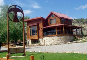 Maynard Dixon Home and Studio