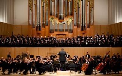 Salt Lake Choral Artists (SLCA) Building