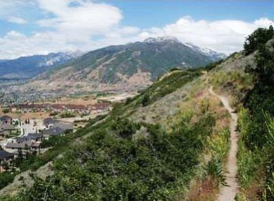 University of Utah - Bonneville Shoreline Trail