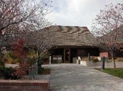 Salt Lake City Public Library Sweet Branch