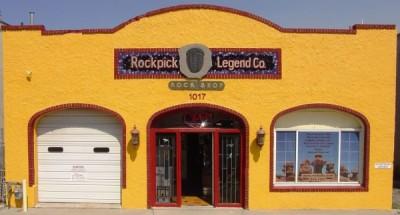 Rockpick Legend Company