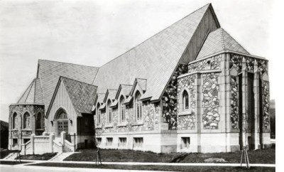 Capitol Hill Ward Old Rock Church