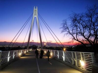 Olympic Legacy Bridge