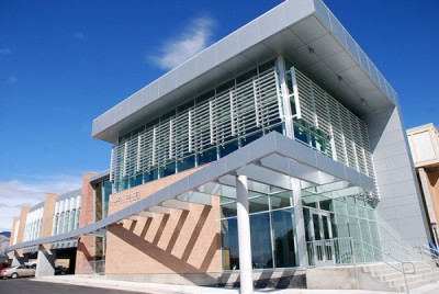 Weber State University - Wildcat Center