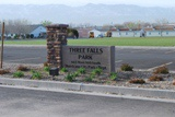 Three Falls Park
