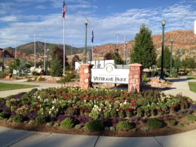 Cedar City Veterans Park