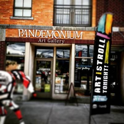 Pandemonium Art Gallery